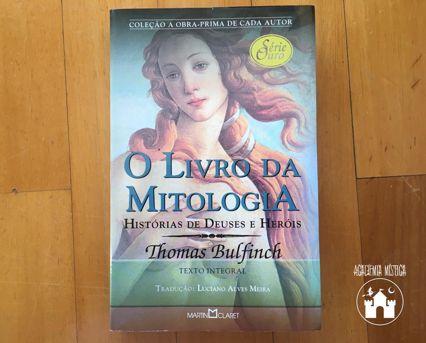 """""""O Livro da Mitologia"""" – Review"""